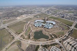 Fed Ex and Legacy West in Plano
