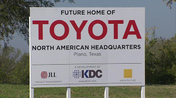 future home of Toyota
